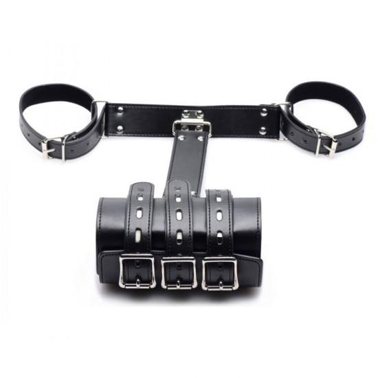 Strict Arm Binder Adjustable Restraint